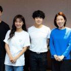 El nuevo drama de Kim Sejeong de gugudan y Jo Byeong Gyu comparte fotos de la primera lectura de guión