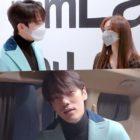 """Kim Jung Hyun se viste de su personaje para reunirse con su coprotagonista de """"Crash Landing On You"""", Seo Ji Hye"""