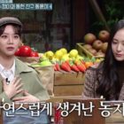 """Krystal de f(x) y Hyeri de Girl's Day hablan sobre su amistad en """"Amazing Saturday"""""""