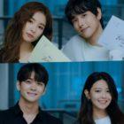 """Shin Se Kyung, Im Siwan, Kang Tae Oh, Sooyoung y más muestran su química en la lectura de guión del drama """"Run-On"""""""