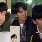 Cha Eun Woo de ASTRO, Lee Seung Gi y Shin Sung Rok recuerdan los altibajos de sus carreras