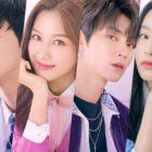 """""""True Beauty"""" presenta a los personajes de Cha Eun Woo, Moon Ga Young y más en nuevos carteles"""