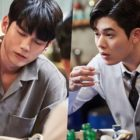 """Los rivales del amor, Ong Seong Wu y Kim Dong Jun, se embriagan juntos en """"More Than Friends"""""""