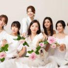 Rainbow se reúne para celebrar la próxima boda de Jisook + Ailee, Naeun y más muestran su cariño