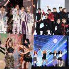 """Ídolos iluminan el escenario y la alfombra roja de los """"Korea Music Drive-In Festival 2020"""""""