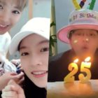 Jeongyeon de TWICE celebra su cumpleaños con su hermana Gong Seung Yeon en adorable video