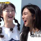 """Antiguas amigas de universidad, Jun So Min y Han Ji Eun, hablan sobre su pasado en """"Running Man"""""""