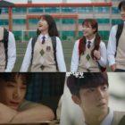 """Moonbin de ASTRO, Hwiyoung de SF9 y más navegan por el romance en el teaser de la precuela de """"The Mermaid Prince"""""""