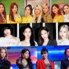 Se anuncia el ranking de reputación de marca de grupos de chicas para el mes noviembre
