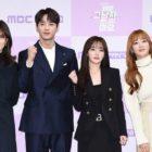 Song Ha Yoon, Lee Jun Young, Yoon Bomi, y Gong Min Jung hablan de su química, personajes, y más para nueva comedia romántica