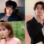 """Eric y Yoo In Na sospechan de Im Joo Hwan en """"The Spies Who Loved Me"""""""