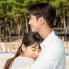 """Suzy y Nam Joo Hyuk disfrutan de una acogedora escapada en la playa en """"Start-Up"""""""