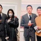 Park Shin Hye, Eric Nam, Suho de EXO, y más visitan exhibición fotográfica de Ryu Jun Yeol