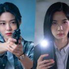 """Seolhyun de AOA y Lee Chung Ah son polos opuestos en próximo drama de misterio """"Awaken"""""""