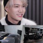 Kai de EXO revela su hogar único que es perfecto para jugar al escondite con sus sobrinos
