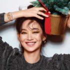 Shin Min Ah habla sobre su 2020, sus esperanzas de fin de año y su próxima película
