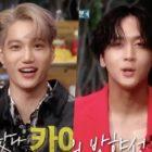 """Kai de EXO regresa a """"Amazing Saturday"""" con Ravi de VIXX en una nueva vista previa"""