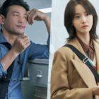"""YoonA y Hwang Jung Min hablan sobre trabajar juntos en el próximo drama """"Hush"""""""