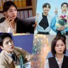 "Suzy, Nam Joo Hyuk, Kim Seon Ho y Kang Han Na experimentan cambios en ""Start-Up"""