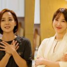 "Eugene invita a Lee Ji Ah y celebra con ella en ""The Penthouse"""