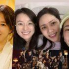 """Lee Ji Ah agradece a sus amigas Han Ji Min, Han Hyo Joo y Chu Ja Hyun por su apoyo en el set de """"The Penthouse"""""""