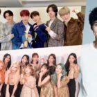 MONSTA X, LOONA, Kim Seon Ho y más ganan en los 2020 Asia Model Awards