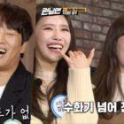 """Cha Tae Hyun y Mijoo de Lovelyz hacen reír al elenco de """"Running Man"""" con historias de cómo terminaron en el """"BFF Special"""""""