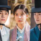 Kim Myung Soo y Lee Tae Hwan son medio hermanos involucrados en un triángulo amoroso en próximo drama histórico