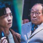 "Shin Sung Rok no retrocede ante una confrontación de suspenso con Shin Goo en ""Kairos"""