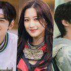 """El elenco de """"True Beauty"""" muestra un estupendo trabajo en equipo en el set de drama"""