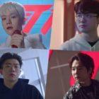 """Baekhyun de EXO, Changmo, Raiden  y el equipo T1 de League Of Legends se unen para el MV de """"Runner"""""""
