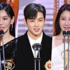 Se revela el ranking de reputación de marca de actores de drama de enero