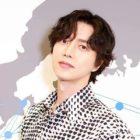 Park Hae Jin habla sobre la presión de ganar su 1er Daesang