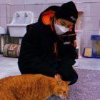 Sandara Park hace una donación para ayudar a los animales abandonados