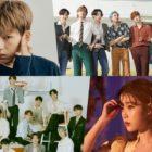 Gaon revela listas digitales y de álbumes acumuladas para el 2020