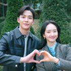 """Rowoon de SF9 dice que se ha acercado tanto a su co-protagonista de """"She Would Never Know"""", Won Jin Ah, que en realidad se convirtió en un problema durante la filmación"""