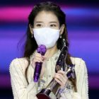 IU comparte planes de regreso en discurso del Gran Premio en los 35th Golden Disc Awards