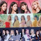 Se anuncia el ranking de reputación de marca de grupos de chicas de enero