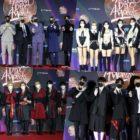 Looks de la alfombra roja del día 2 de los 35th Golden Disc Awards