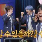 """Jungwoo, Jeno y Chenle de NCT forman equipo con integrantes de """"Ask Us Anything"""" en batalla de video juegos para nuevo spin-off"""