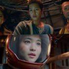 """Song Joong Ki, Kim Tae Ri y más se encuentran con el peligro y la emocionante aventura en el tráiler de """"Space Sweepers"""""""