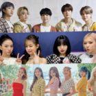 Se anuncia el ranking de reputación de marca de grupos ídolos del mes de enero