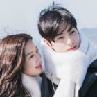 "Moon Ga Young y Cha Eun Woo son una pareja perfecta en una cita al lado del mar en ""True Beauty"""