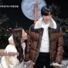 "Moon Ga Young reacciona al aegyo de Cha Eun Woo tras las cámaras de ""True Beauty"""