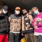 Mark de GOT7 vuelve a su ciudad natal de Los Ángeles tras finalizar su contrato con JYP Entertainment