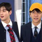 """Cha Eun Woo de ASTRO y Lee Seung Gi impresionan con sus conocimientos en """"Master In The House"""""""