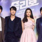 """Song Joong Ki, Kim Tae Ri y más hablan sobre sus personajes de """"Space Sweepers"""", por qué eligieron unirse al elenco y más"""