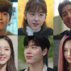 """Jaehyun de NCT, Park Hye Soo y más hacen brillar el campus con su belleza en teaser de """"Dear.M"""""""