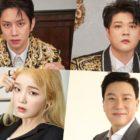 """Kim Heechul y Shindong de Super Junior, Seunghee de Oh My Girl y Lee Sang Min serán MCs en el nuevo programa con los miembros del elenco de la serie """"Heart Signal"""""""