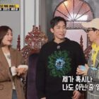 """El elenco de """"Running Man"""" sospecha en broma de la relación de Ahn Eun Jin y Lee Sang Yi"""